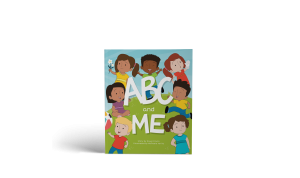 Personalised Children's Books - ABC and ME Softcover