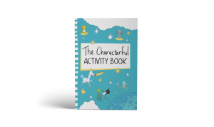 Personalised Children's Books - The Characterful Activity Book