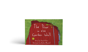 Personalised Children's Books - The Door in the Garden Wall Softcover